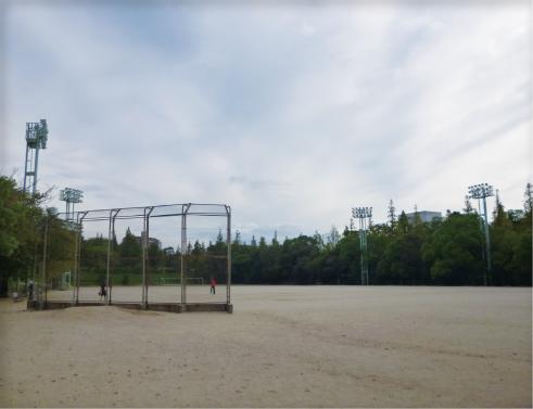 下関運動公園照明塔改修工事の画像2