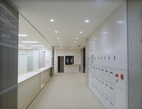 下関市立大学新校舎・管理研究棟電気設備工事の画像3