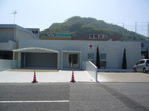 山口県赤十字血液センター西部供給出張所新築電気工事