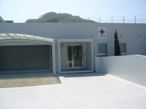 山口県赤十字血液センター西部供給出張所新築電気工事の画像2