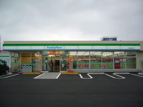 ファミリーマート小郡前田店新築電気工事