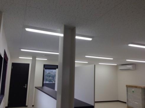 株式会社フォルト社屋新築電気工事の画像2